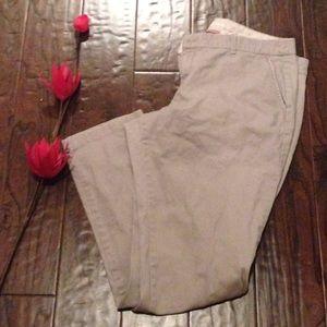 J. Crew Waverly chino pants