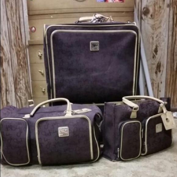 Diane von Furstenberg Bags   Dvf Studio Luggage   Poshmark 8065d544fe