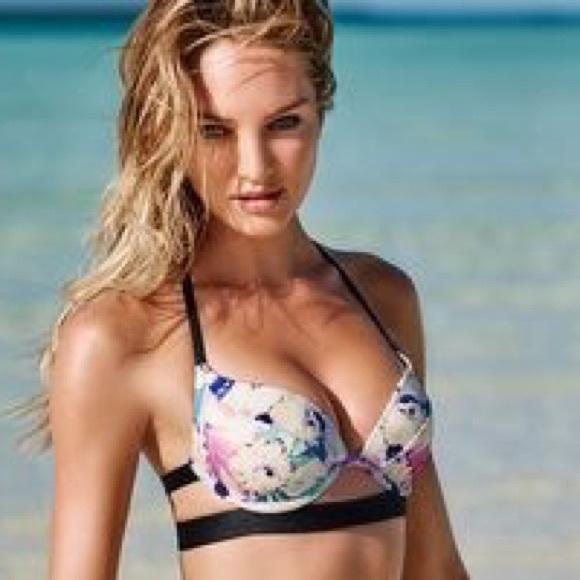 80708ea77eb5e Victoria s Secret 34DD Push-up Bikini Top