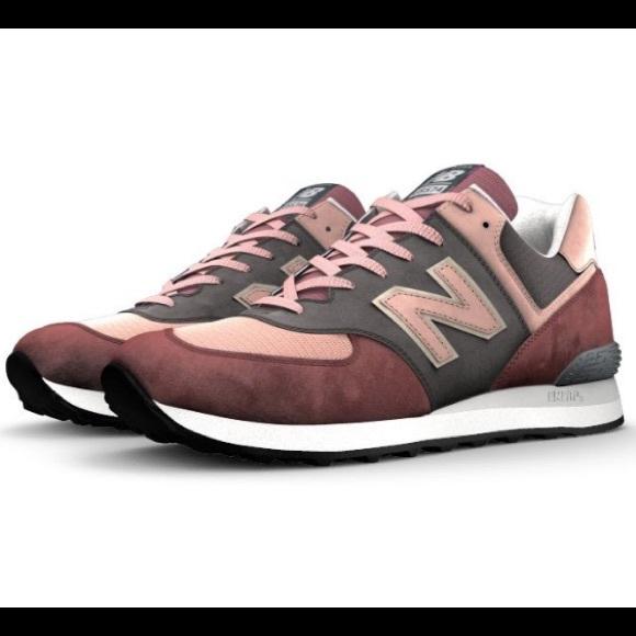 Poshmark New Nb1 574 Balance ShoesCustomized zVpSMqU