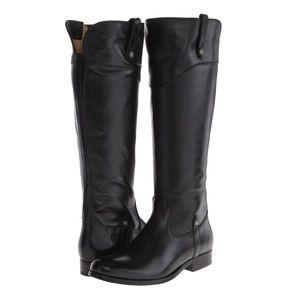 Frye Melissa tall tab riding boot