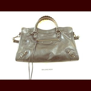 Balenciaga Handbags - Authentic Balenciaga Classic City Bag