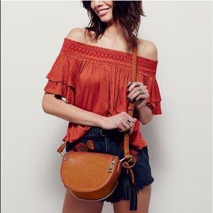 Handbags - 🎉FLASH SALE🎉Sold by Free People Saddle Bag