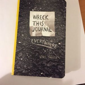 Accessories - Wreck this journal