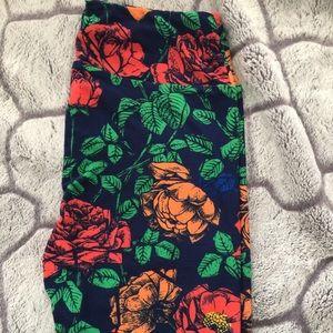 Gorgeous floral leggings