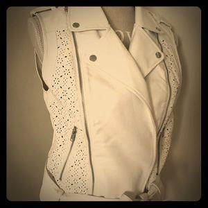 Supertrash Other - Very cool Supertrash vegan leather vest size 38/ 8