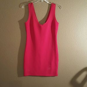 Fuschia Mini Dress NWT