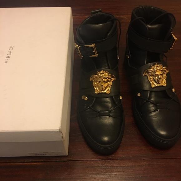 Versace Shoes | Versace High Top