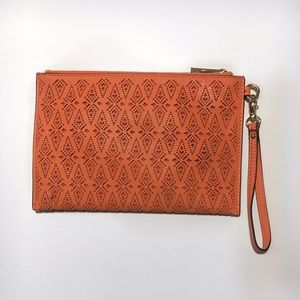 Aldo Perforated Clutch