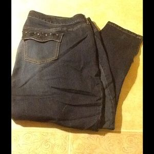 Torrid Jeans 24w EUC