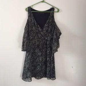 Zara cut-out dress