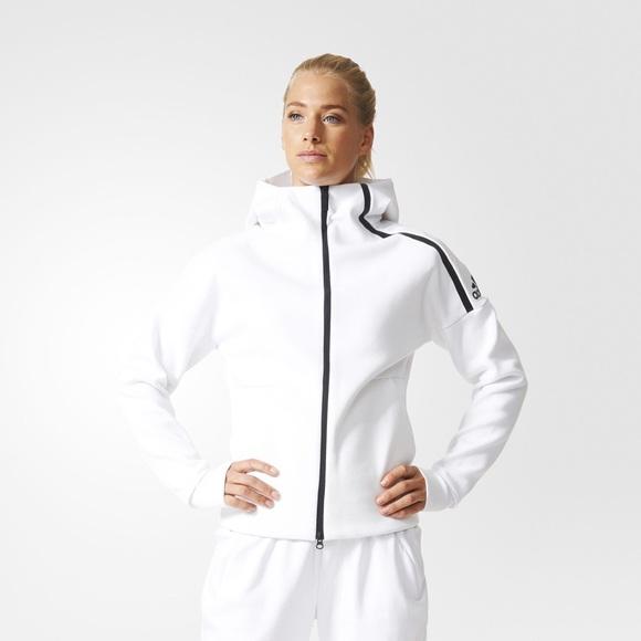 Adidas Z.N.E. Hoodie size M NWT