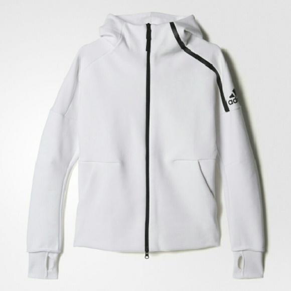 Adidas ZNE Womens Hoodie NWT