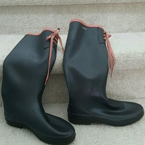 Aigle Shoes - AIGLE Rain boots. Packable made in France.