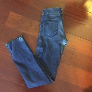 pilcro and the letterpress jeans sz 27