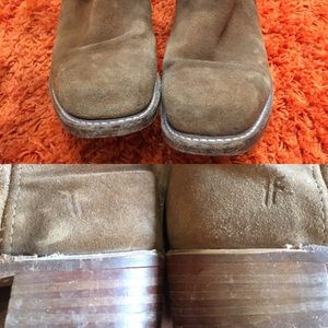 Frye Shoes - Frye Campus Tan 14L 7.5 Made in the USA