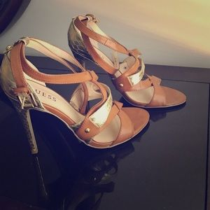 Guess heels - gladiator style
