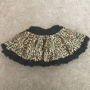 Other - TUTU • cheetah print