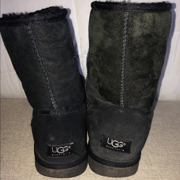 can uggs go in the washing machine