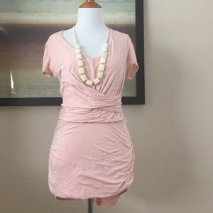 Pink Anthro top by Bordeaux