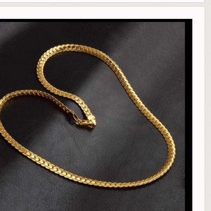 Jewelry - New 18k gold chain for men