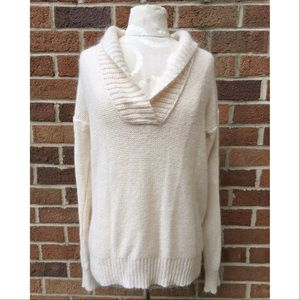 J. Crew Sweaters - J.CREW COWL NECK POP OVER SWEATER M