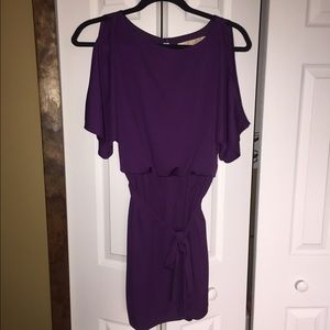 Purple LuLu's mini dress