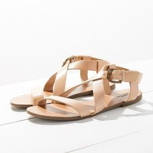 Urban Outfitters Shoes - Strappy Leather Sandals