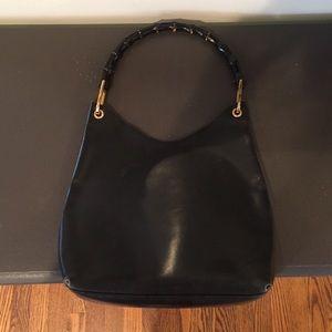 127c9bbd46d92 Gucci Bags - Vintage black Gucci purse