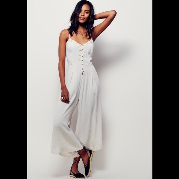 2678112ffd24 Free People Dresses   Skirts - Free People FP X Eileen Romper Jumpsuit ...