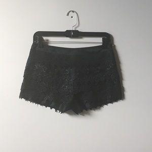 Crochet lace  shorts tjmaxx