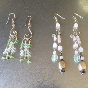 Jewelry - Dangle earring lot