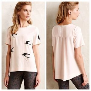 Anthropologie Starling blouse