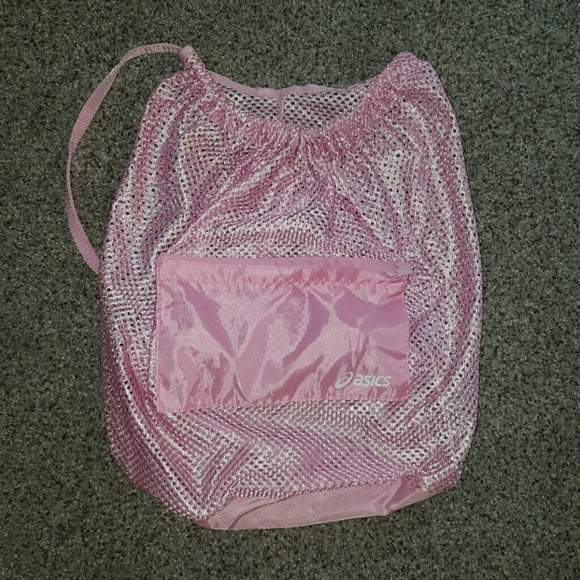 asics backpack Pink
