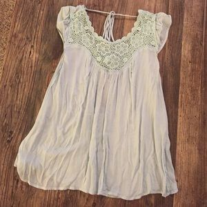 Francesca's Collections Tops - Short sleeve