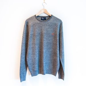 Fred Perry Other - Fred Perry Merino Wool Sweater