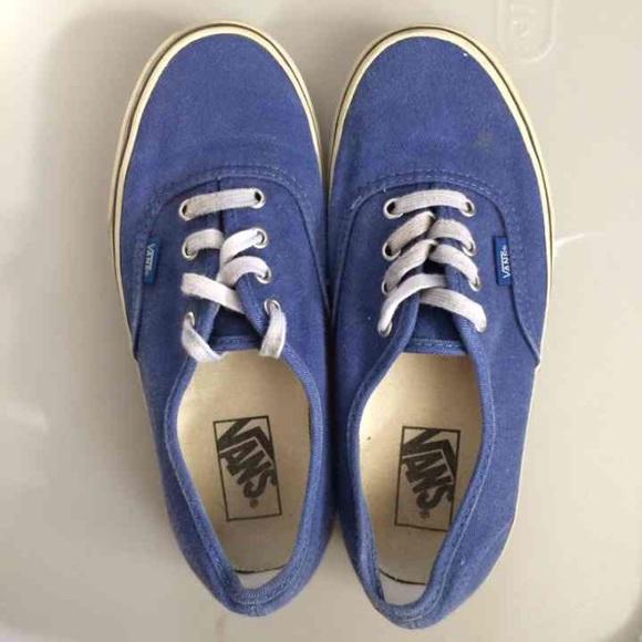 Authentic Pro Original Blue Vans Old School sQrtdCh
