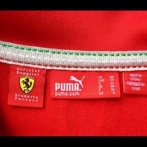 Puma Ferrari Chaqueta De Las Señoras wXqiw1Hxj1