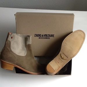 Zadig & Voltaire Shoes - 💥WEEKEND ONLY FINAL SALE 💥ZADIG & VOLTAIRE Boots