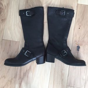 💥SALE💥 Nine west chocolate brown boots