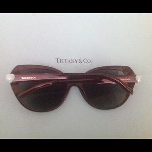 Tiffany & Co. Accessories - Tiffany & Co. Cat Eye Sunglasses