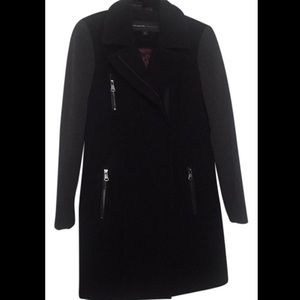 Wool mid length coat Andrew Marc NWOT
