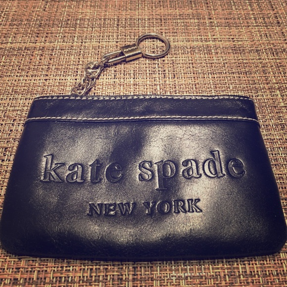 kate spade Accessories - Kate spade Keychain Coin Purse
