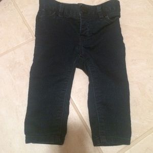 Baby Gap 3-6 month littlest legging jeans