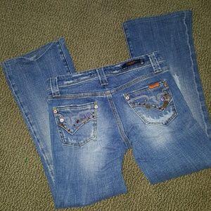 Vigoss Other - VIGOSS Girl jeans SZ. 0
