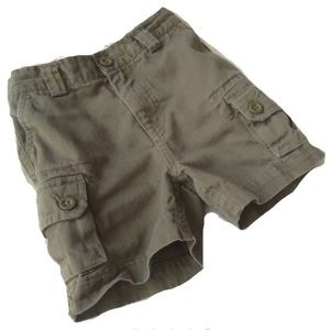 {preloved} Boy's Army Green Ralph Lauren Shorts