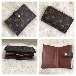 Louis Vuitton Handbags - LOUIS VUITTON Monogram French Wallet