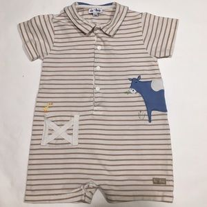 Le Top Other - Le top boys romper Size: 9M