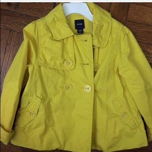 Other - Yellow rain coat