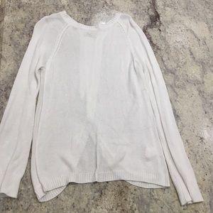 Pinc Premium Other - White kids sweater
